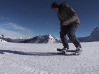 [HD] Fuse Snow : un skate sur la neige
