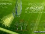 Zoom sur la gamme de raquettes de Tennis Artengo Flax Fiber