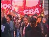 "Protestas contra Israel por la masacre de la ""flota de la libertad"". Gaza. Palestina."