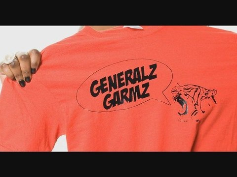 Generalz Garmz Advert