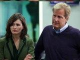 Kristin Davis and Aaron Sorkin Bring Romance to 'Newsroom' Premiere