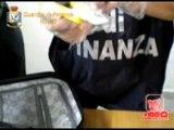 Casalnuovo (NA) - Dieci chili di cocaina nel garage: arrestato ex calciatore (live 21.06.12)