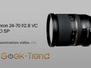 Tamron 24-70mm F2.8 Di VC USD (Test Geek-Trend)