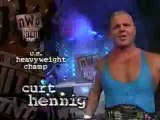 WCWnWo Nitro, December 22nd 1997 Curt Hennig vs. Disco Inferno Part 1