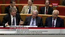 Audition,Commission d'enquête sur le coût réel de l'électricité