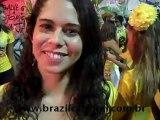Dainty Brazilian Dancers from Rio Sambadrome Brazil: ...
