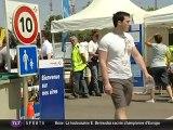 Journée de sécurité routière destinée aux motards (Toulouse)
