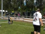 Concours d'agility Ham Dixie Jumping +