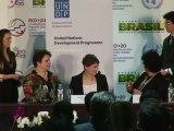 Création du centre Rio+20 pour le développement durable