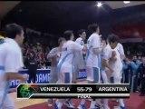 FIBA – L'Argentine, Championne d'Amérique du Sud