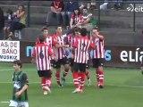 Sestao River 2 - Athletic Club 1: Los goles del partido