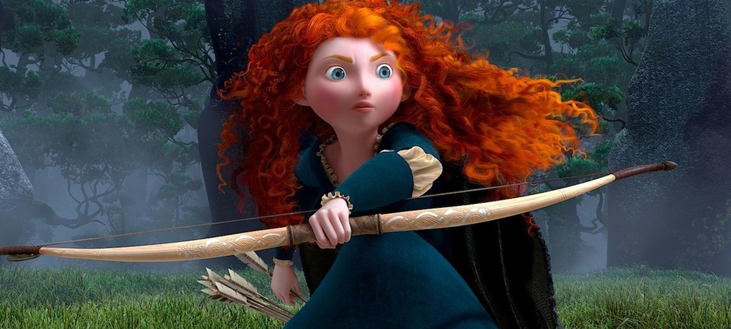 Pixar's Brave 3D Fan Reviews