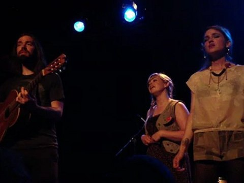 The Bowerbirds with Basia Bulat - Overcome with Light - MHOW, NYC - June 23rd, 2012