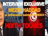 Mezri Haddad sur Shems FM le 04 décembre 2011 Interview