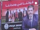 Mohamed Morsy, porté par son passé d'opposant