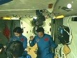 La Chine réussit un amarrage en orbite en mode manuel
