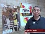 Osez Le Féminisme! marche contre la lesbophobie!