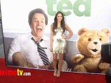 TED Premiere Arrivals Mila Kunis, Mark Wahlberg, Seth MacFarlane, Laura Vandervoort