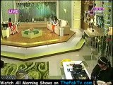 Morning With Juggan By PTV Home - 25th June 2012 - Part 2/4