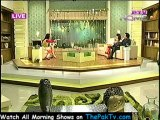 Morning With Juggan By PTV Home - 25th June 2012 - Part 3/4
