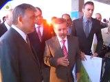 Cumhurbaşkanı Gül, Kayseride Abdullah Gül Üniversitesi (AGÜ) Sümer Kampüsü'nü Gezdi.