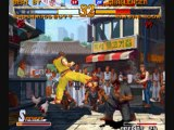 Garou - Mark Of The Wolves Matches 47-50