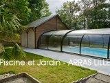 Abri piscine - Piscine et Jardin vente et installation abris de piscines fixe mobile adossé