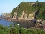 BEACH Playa de Moniello. Asturias cabo Peñas concejo de Gozón