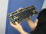 Filco Majestouch Tenkeyless Camoflage Mechanical Keyboard Unboxing & First Look Linus Tech Tips