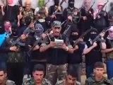 Syria فري برس درعا انخل اسر شبيحه ردا على مجزره انخل 24 6 2012 Daraa