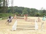 Bladine & RACCAN sans-faute au concours du boulerie jump