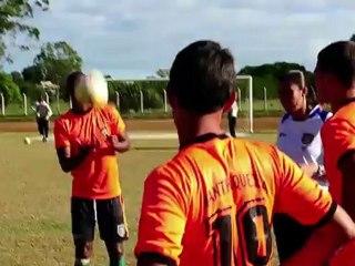 Placar: Presidente do Manthiqueira apresenta sua técnica