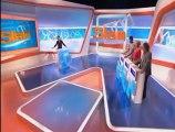 "EXCLU : Rebecca Hampton dans le jeu télévisé ""Slam"""