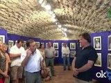"""SAINT THIBERY - Vernissage de l'exposition Philippe TREPAGNY """"Un autre regard"""" Salle Massal"""