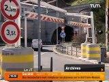 Les travaux du tunnel de la Croix-Rousse ralentis