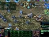 Stalin's Starcraft II Battle Report #24 (2 vs 2 Arid Wastes - Viewer Replay)