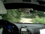 Rallye de la Haute senne 2012 Équipage Princen Jérémy Gilson bruno
