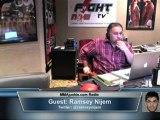 UFC on FX 4's Ramsey Nijem on MMAjunkie.com Radio