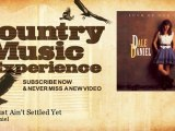 Dale Daniel - The Dust Ain't Settled Yet - Country Music Experience