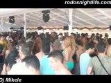 Mikele LIVE @ La Plaz Beach Bar   Rhodes Island, Greece