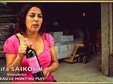 Le vin au féminin en Gironde - Latifa Saikouk, Château Le Mont du Puit