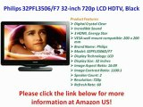Philips 32PFL3506/F7 32-inch 720p LCD HDTV, Black PREVIEW   Philips 32PFL3506/F7 FOR SALE