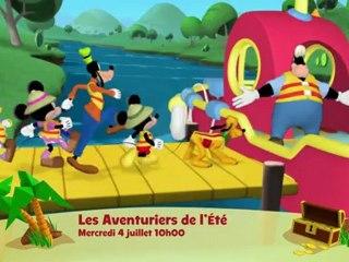 Les Vacances de Disney Junior : Les Petits Einstein – Mercredi 4 juillet à 10H00