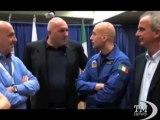 Spazio, Samantha Cristoforetti: prima italiana in orbita nel 2014. Il capitano dell'Aeronautica: lancio previsto il 30 novembre