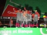 Franck Cammas et ses équipiers sur Groupama 4 remportent la Volvo Ocean Race 2011-12 : rétrospective...
