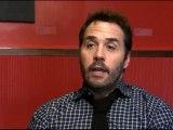Jeremy Piven interview in talkSPORT magazine