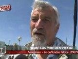 Vendée Globe : Alessandro di Benedetto baptise son bateau