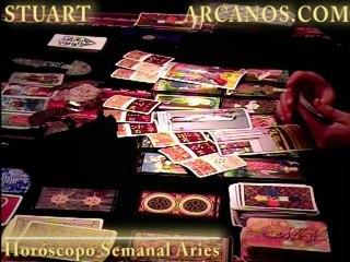 Horoscopo Aries del 24 al 30 de junio 2012 - Lectura del Tarot