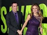 John Travolta et Kelly Preston sur le tapis rouge