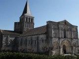 Monuments romans de la région Poitou-Charentes : Saint-Amant-de-Boixe, église Saint-Amant